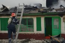 Incendiu la o locuință din Costișa provocat de un coș de fum deteriorat