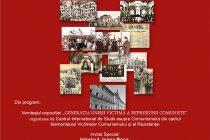 Expoziție organizată în memoria victimelor comunismului la Muzeul de Istorie
