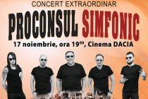 "Concert extraordinar ""Proconsul Simfonic"" la Piatra Neamţ"