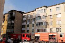 Primăria Piatra Neamţ alocă fonduri pentru locatarii blocului afectat de incendiul din 31 octombrie