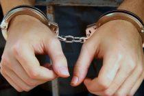 Reținut de polițiști după ce a bătut un consătean