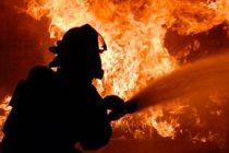 O femeie a ars într-un incendiu în propria locuință