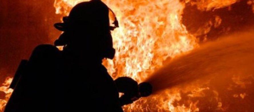 Aproape să ardă de viu, un copil de 9 ani a fost salvat în ultima clipă. Are arsuri pe 70% din suprafața corpului.