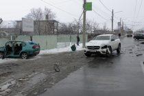 Accident rutier grav cu 3 autoturisme implicate și 7 răniți