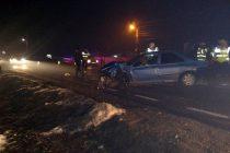 Accident cu o persoană decedată și 3 răniți la Roznov
