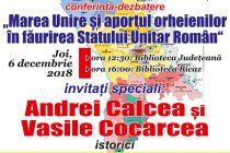 """Istorici din Orhei invitați la o nouă conferință """"Maluri de Prut – Basarabia necunoscută"""""""