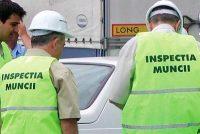 Amenzi de 142.500 lei aplicate de inspectorii ITM în luna aprilie