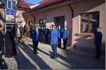 Post de jandarmi inaugurat la Bălțătești