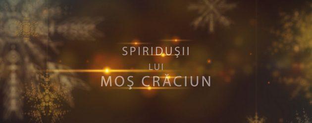 Fii și tu unul dintre Spiridușii lui Moș Crăciun!