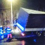 Accident Tir Roman