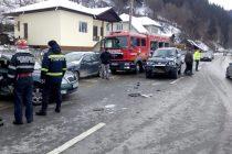 Accident rutier cu victimă încarcerată în localitatea Farcașa