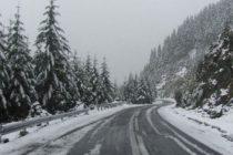 Ninsori la munte și temperaturi normale pentru această perioadă