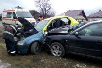 Accident rutier cu două victime la Vânători Neamț
