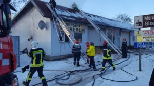 Incendiu atelier peleti Viisoara (2)