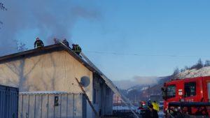 Incendiu atelier peleti Viisoara (4)