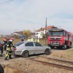 Accident cordun tren autoturism (3)
