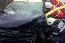 Accident rutier cu 3 victime la Targu Neamț