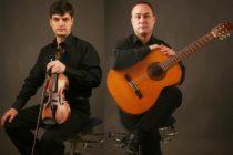 """Recital de muzică camerală """"Duo Melos"""""""