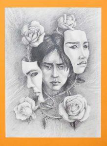 ILUZII_Costin Corfu Premiul I - grafică