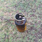 Incendiu butelie Petricani