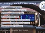 Aplicație gratuită dezvoltată de RAR pentru a verifica istoricul autovehiculelor