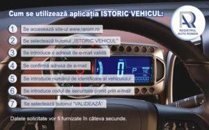 Istoric vehicul rarom
