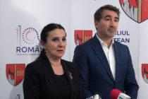 Vizită de lucru a Ministrului Sănătății, Sorina Pintea, la Piatra Neamț