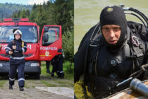 Pompierul și salvatorul de onoare al județului Neamț