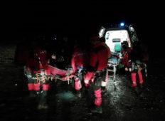 Un bărbat a căzut de pe o stâncă în zona Cheile Șugăului