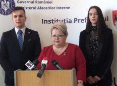 """Prefectul Daniela Soroceanu: """"Doar uniți suntem o forță"""""""