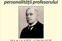 Personalitatea profesorului Panaite Criveț evocată la Biblioteca Județeană