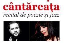 Recital de poezie și jazz la Biblioteca Județeană
