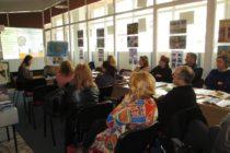 Biblioteca Județeană a găzduit Cercul pedagogic al profesorilor de limba franceză