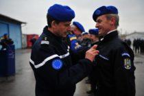 IJJ Neamț: Colonelul Valentin Munteanu la final de carieră militară