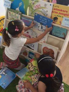 Prima carte pentru acasa copii