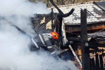 Incendiu la o locuință din localitatea Soci, comuna Borca