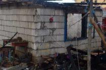 Incendiu violent la o locuință din Tupilați