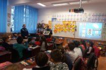 Activități de educație rutieră în școlile din Piatra Neamț