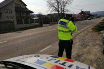 60 de șoferi au rămas fără permisul de conducere. Viteză record în Neamț: 201 km/h.