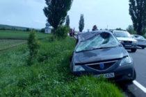 Accident rutier cu 3 victime la Timișești