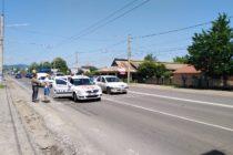 Accident rutier în Dumbrava Roșie. Într-unul dintre autoturisme se afla o femeie însărcinată și un copil de 1 an.