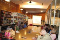 """Clubul de franceză la Biblioteca Județeană """"G. T. Kirileanu"""""""