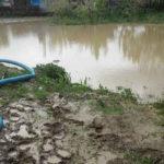 Evacuare apa curti inundate Ion Creanga (3)
