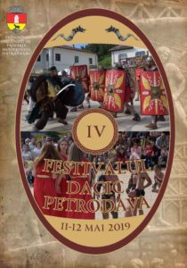 Festivalul dacic petrodava IV