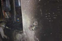 Incendiu la o locuință din localitatea Nisiporești, comuna Botești