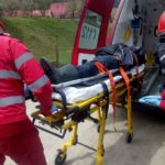 Persoana cazut in canal betonat (1)