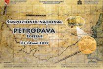 """Simpozionul Național """"PETRODAVA"""" organizat de Complexul Muzeal Neamț"""