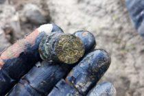 Vestigii arheologice descoperite de un polițist nemțean la Secuieni