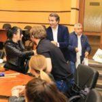 Vizita elevi Orhei consiliul judetean Neamt (3)