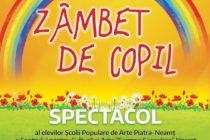 Luna iunie începe cu un spectacol pentru copii